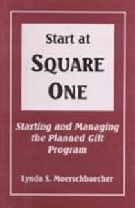 Start at Square One als Buch