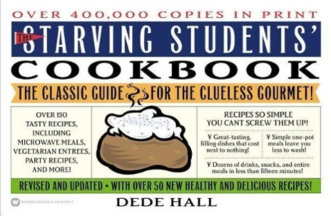 The Starving Students' Cookbook als Taschenbuch
