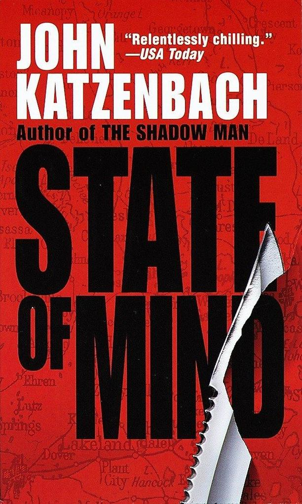 State of Mind: A Novel of Suspense als Taschenbuch