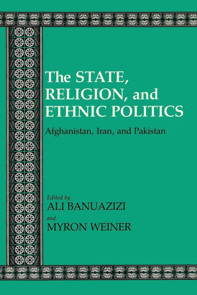 State, Religion, and Ethnic Politics als Taschenbuch