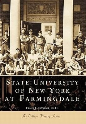 State University of New York at Farmingdale als Taschenbuch