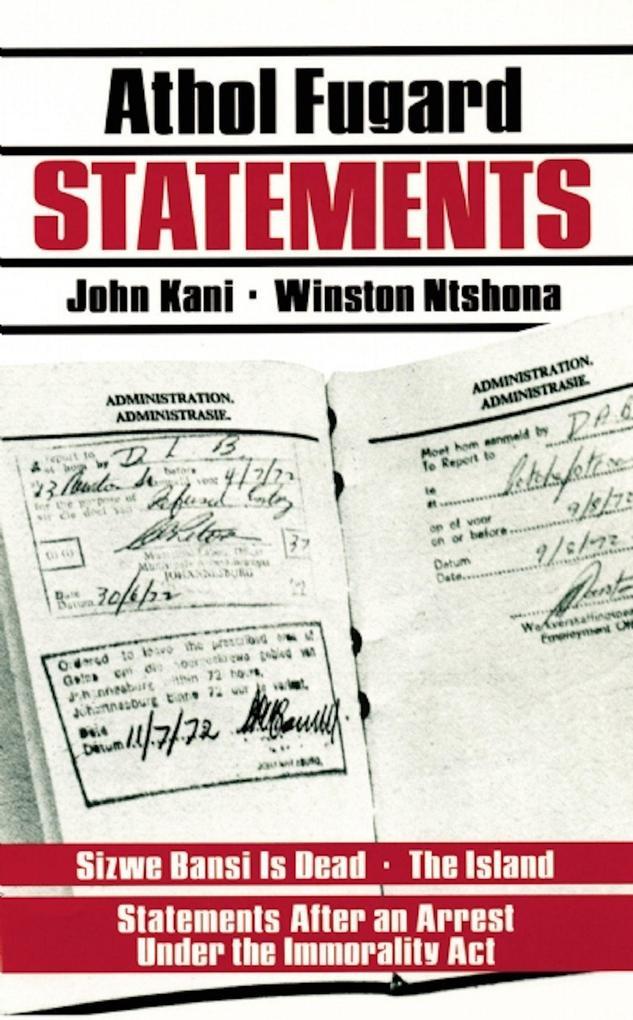 Statements als Taschenbuch