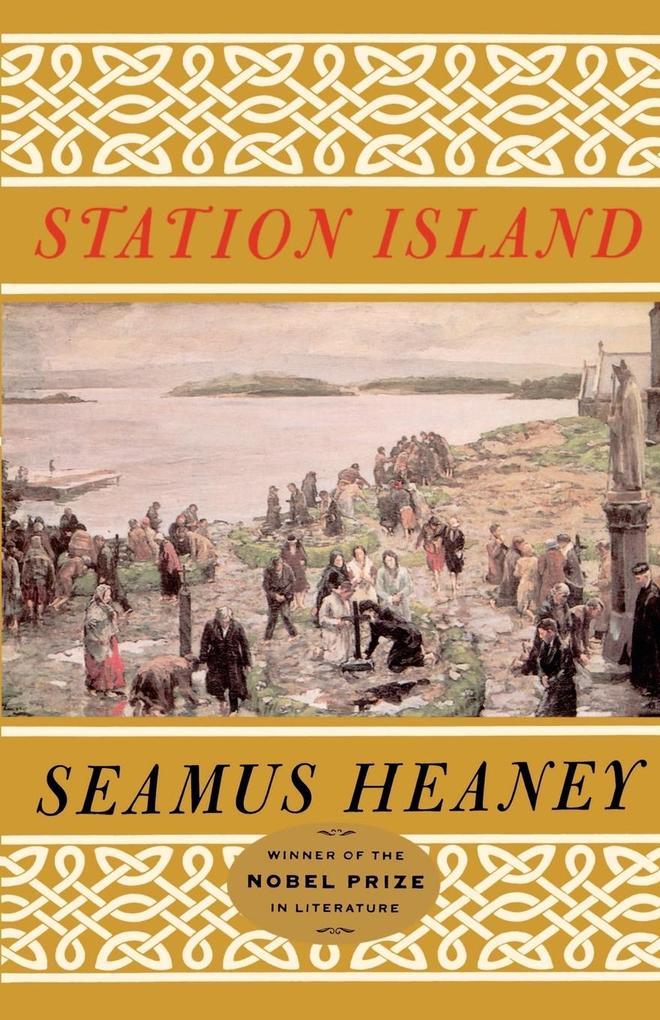 Station Island als Taschenbuch