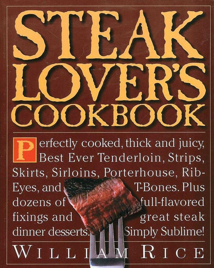 STEAK LOVERS CKBK als Taschenbuch