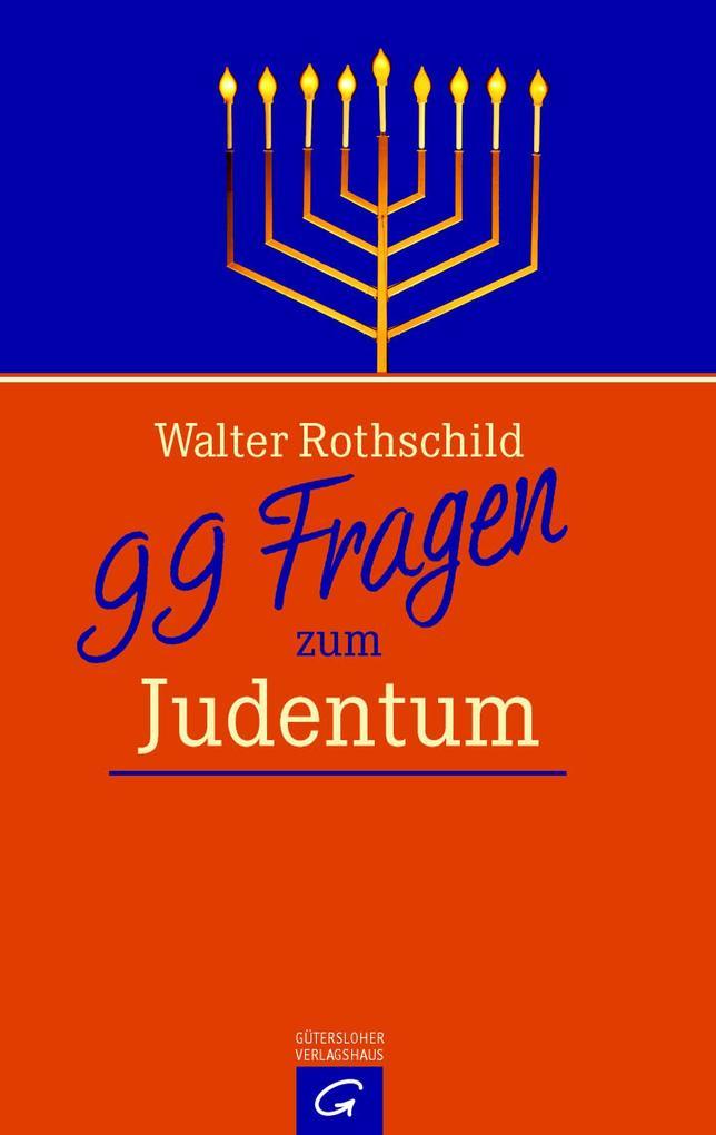 99 Fragen zum Judentum als eBook