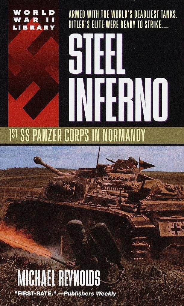 Steel Inferno als Taschenbuch