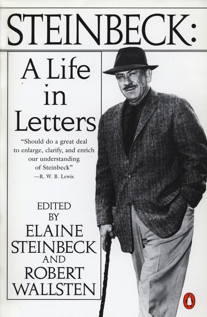 Steinbeck: A Life in Letters als Taschenbuch