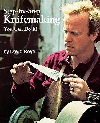 Step-By-Step Knifemaking: You Can Do It! als Taschenbuch