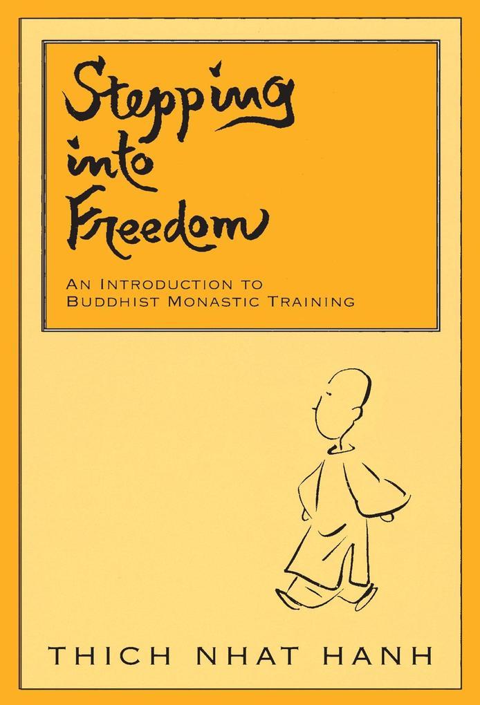 Stepping Into Freedom als Taschenbuch