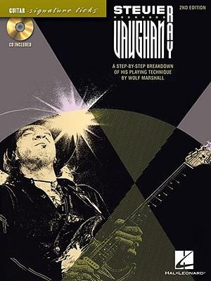 Stevie Ray Vaughan Guitar Signature Licks - 2nd Edition als Taschenbuch
