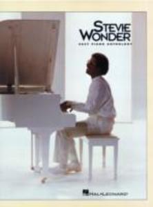 Stevie Wonder - Easy Piano Anthology als Taschenbuch