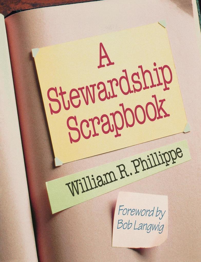 Stewardship Scrapbook als Taschenbuch
