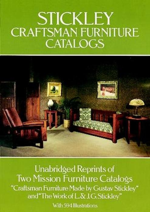 Stickley Craftsman Furniture Catalogs als Taschenbuch