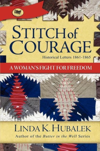 Stitch of Courage als Taschenbuch