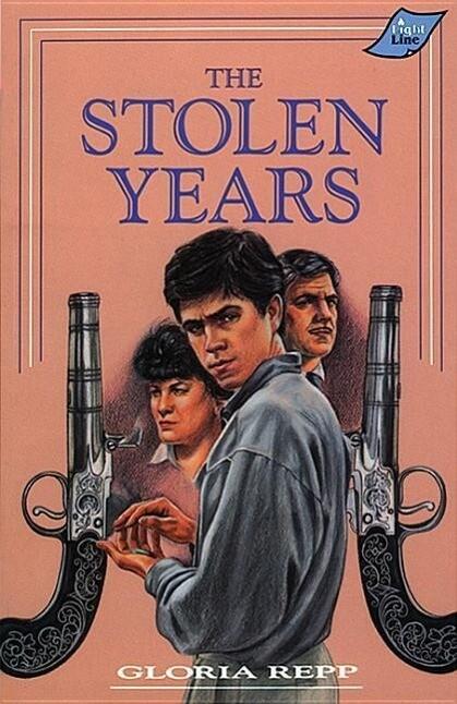 The Stolen Years als Taschenbuch