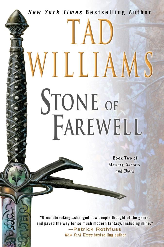 The Stone of Farewell: Book Two of Memory, Sorrow, and Thorn als Taschenbuch