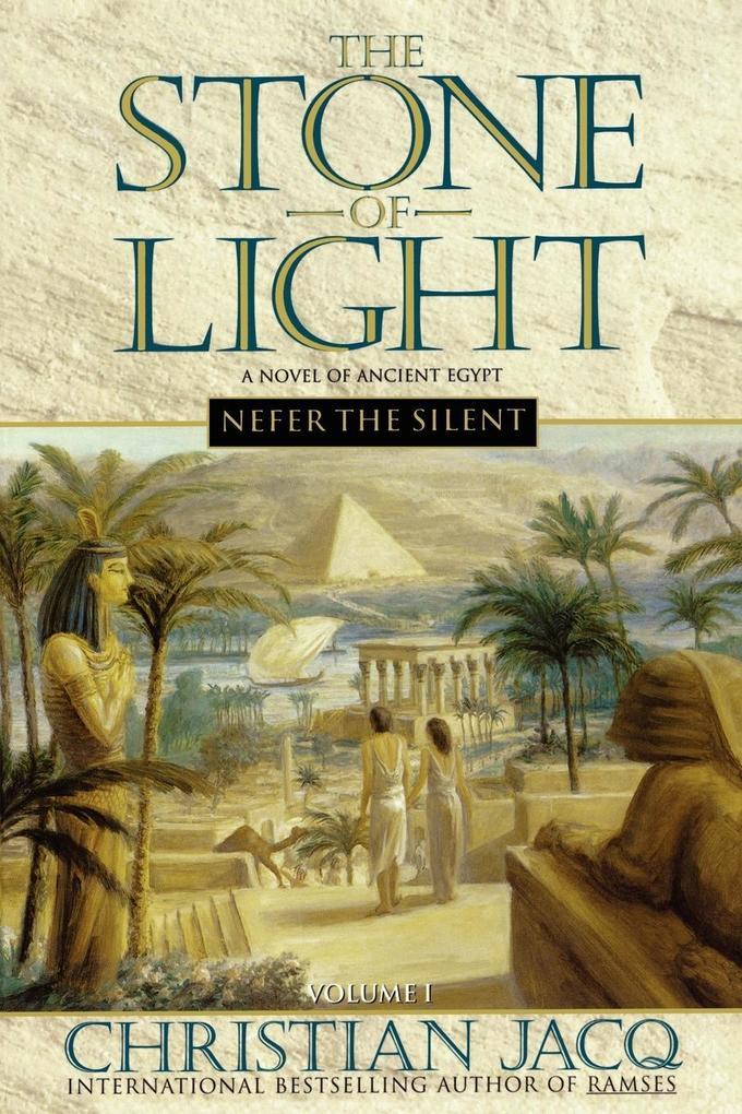 Nefer the Silent als Taschenbuch