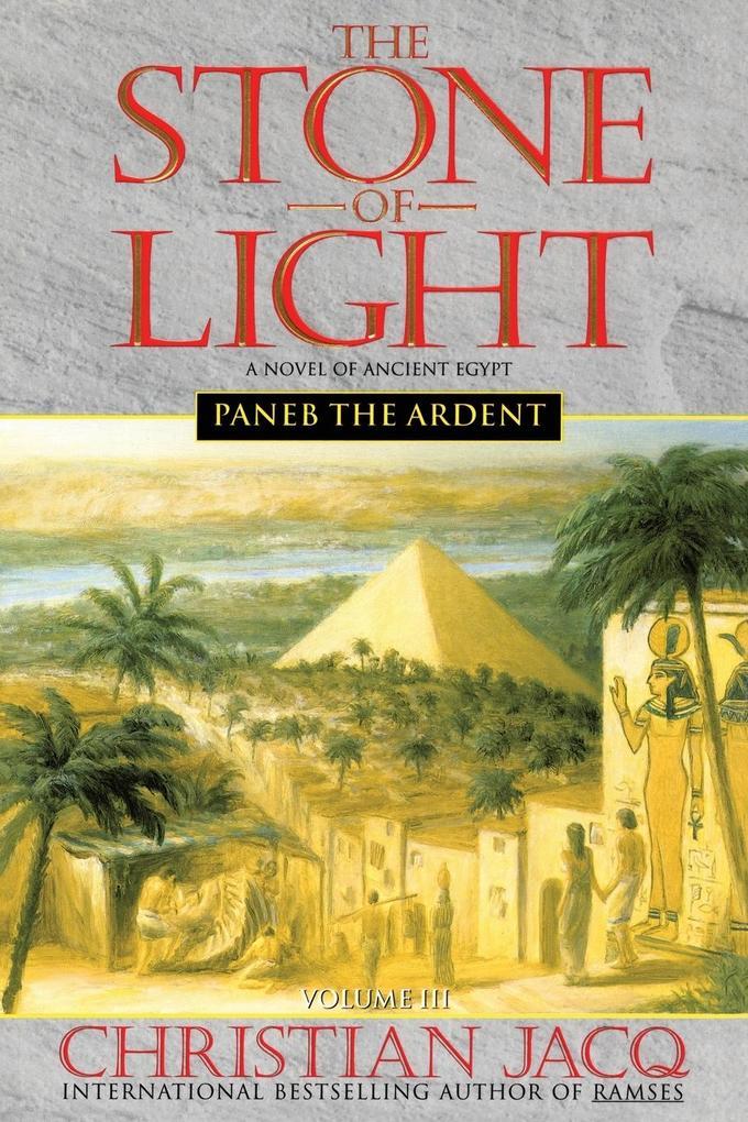 Paneb the Ardent als Taschenbuch