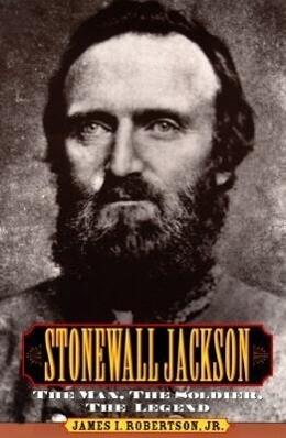 Stonewall Jackson als Buch