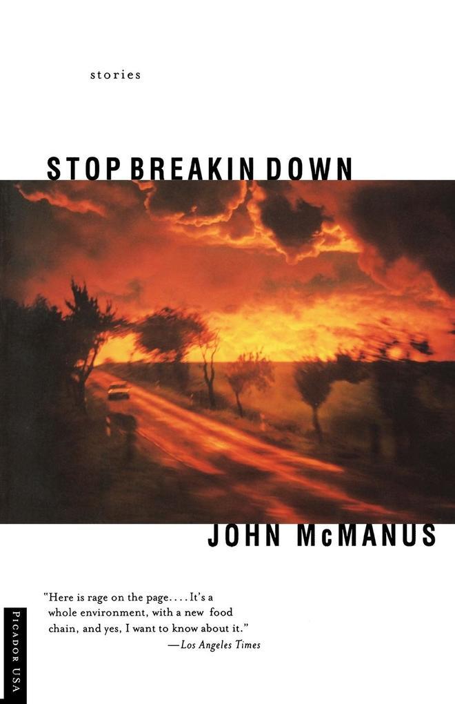 Stop Breakin Down als Taschenbuch