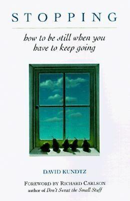 Stopping: How to Be Still When You Have to Keep Going als Taschenbuch