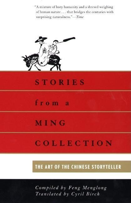 Stories from a Ming Collection: The Art of the Chinese Storyteller als Taschenbuch