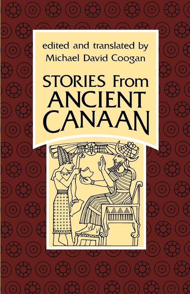 Stories from Ancient Canaan als Taschenbuch