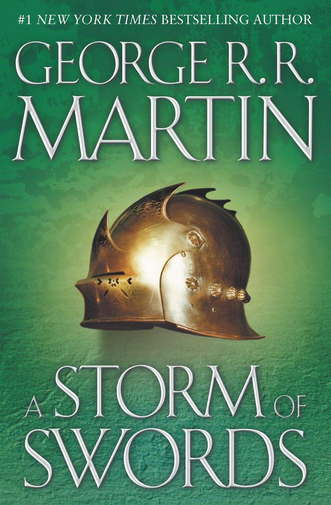 A Storm of Swords: A Song of Ice and Fire: Book Three als Buch