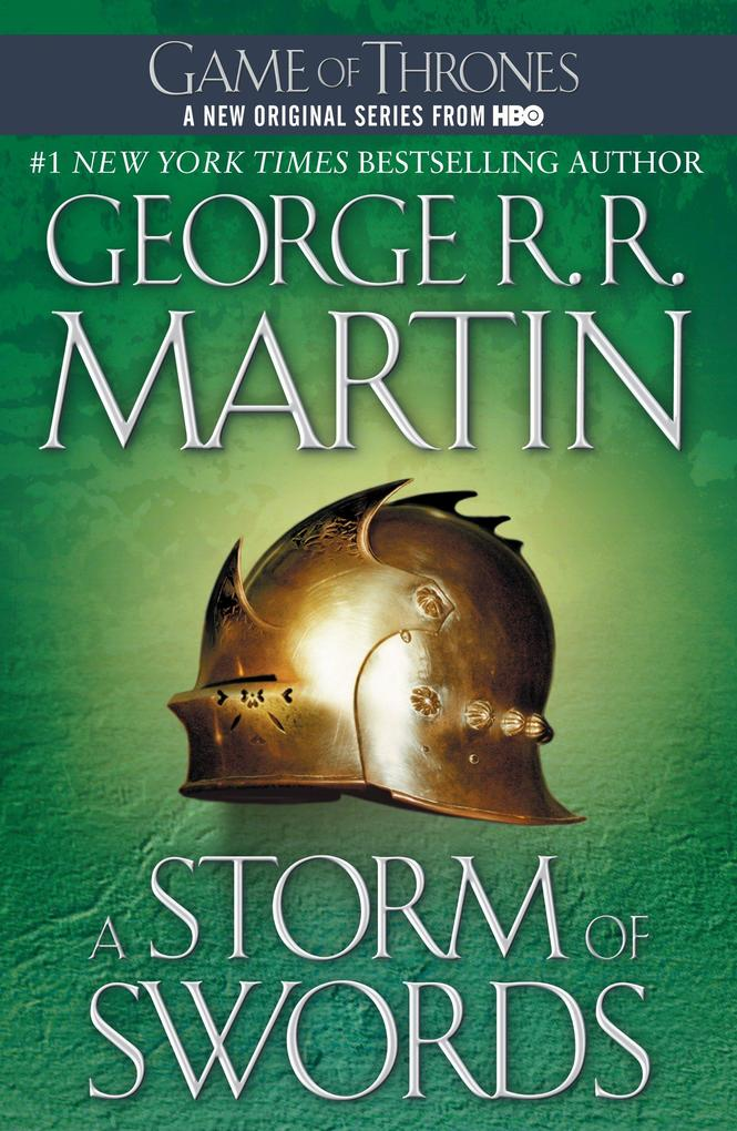 A Storm of Swords: A Song of Ice and Fire: Book Three als Taschenbuch