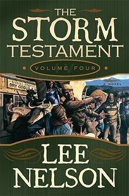 The Storm Testament als Taschenbuch