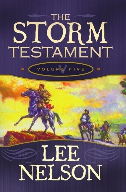 The Storm Testament V als Taschenbuch