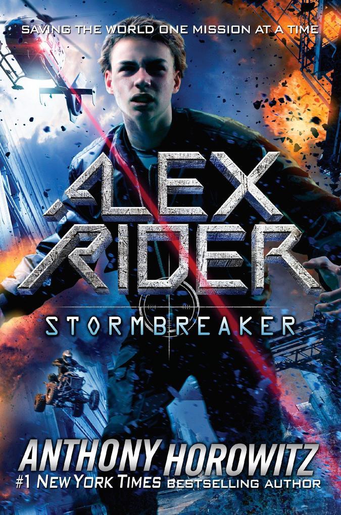 Stormbreaker als Buch