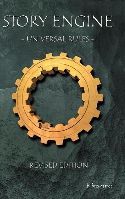 Story Engine Universal Rules als Buch