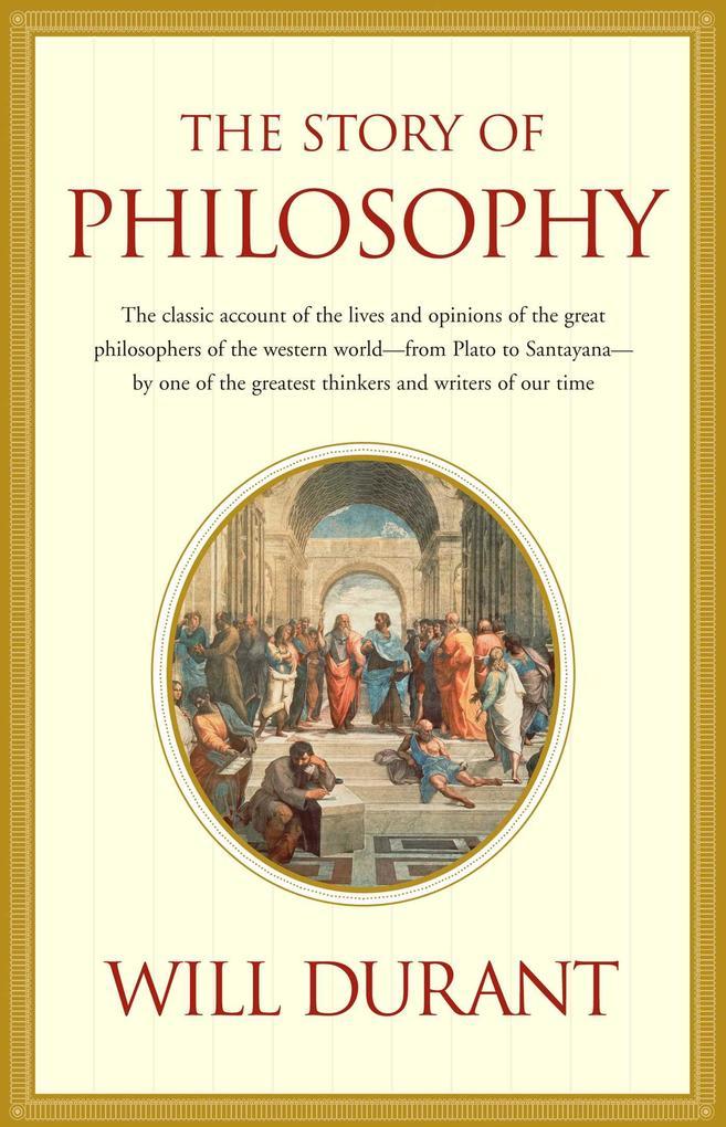 Story of Philosophy als Taschenbuch