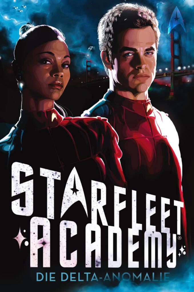 Star Trek - Starfleet Academy 1 als eBook von Rick Barba