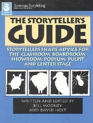 Storyteller's Guide als Taschenbuch