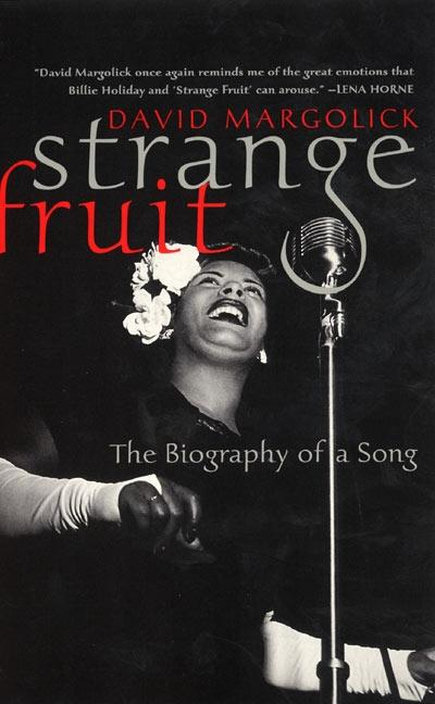 Strange Fruit: The Biography of a Song als Taschenbuch