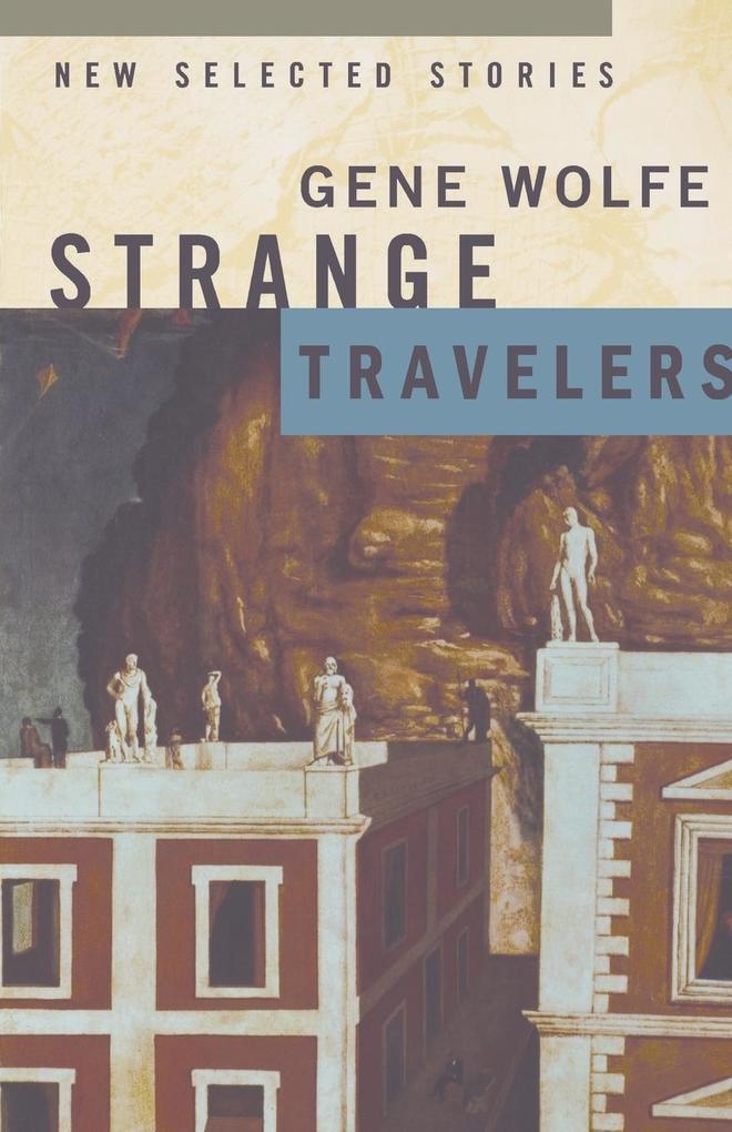 Strange Travelers als Taschenbuch