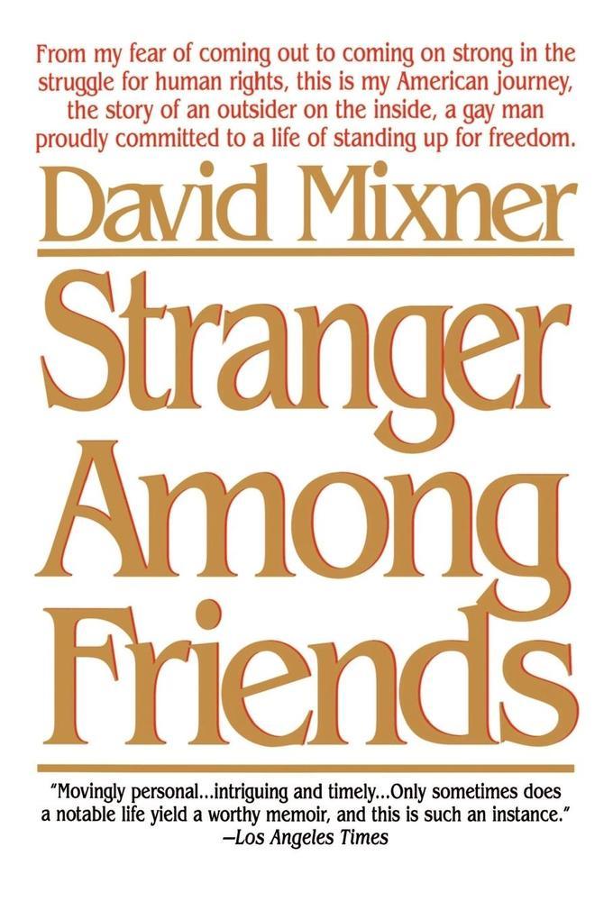 Stranger Among Friends als Taschenbuch