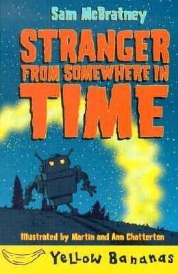 Stranger from Somewhere in Time als Buch
