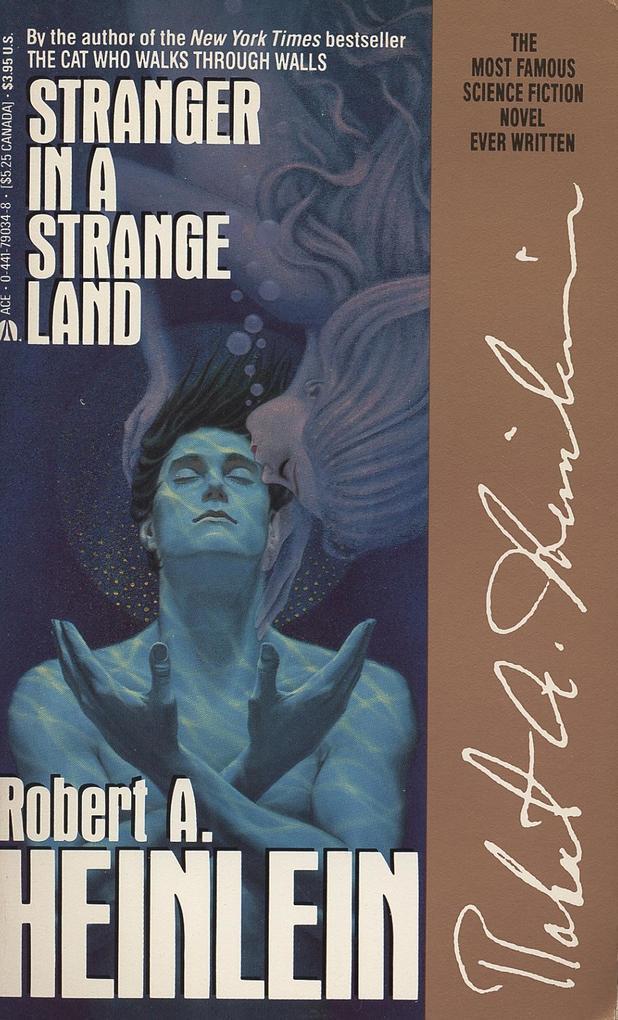 Stranger in a Strange Land als Taschenbuch