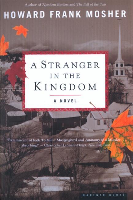 A Stranger in the Kingdom als Taschenbuch