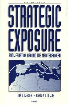 Strategic Exposure: Proliferation Around the Mediterranean als Buch