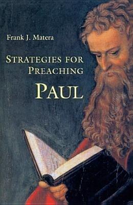 Strategies for Preaching Paul als Taschenbuch