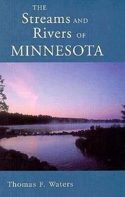 Streams and Rivers of Minnesota als Taschenbuch