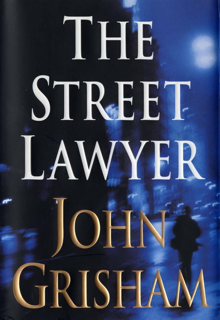 The Street Lawyer als Buch