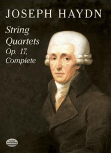 String Quartets, Op. 17, Complete als Taschenbuch