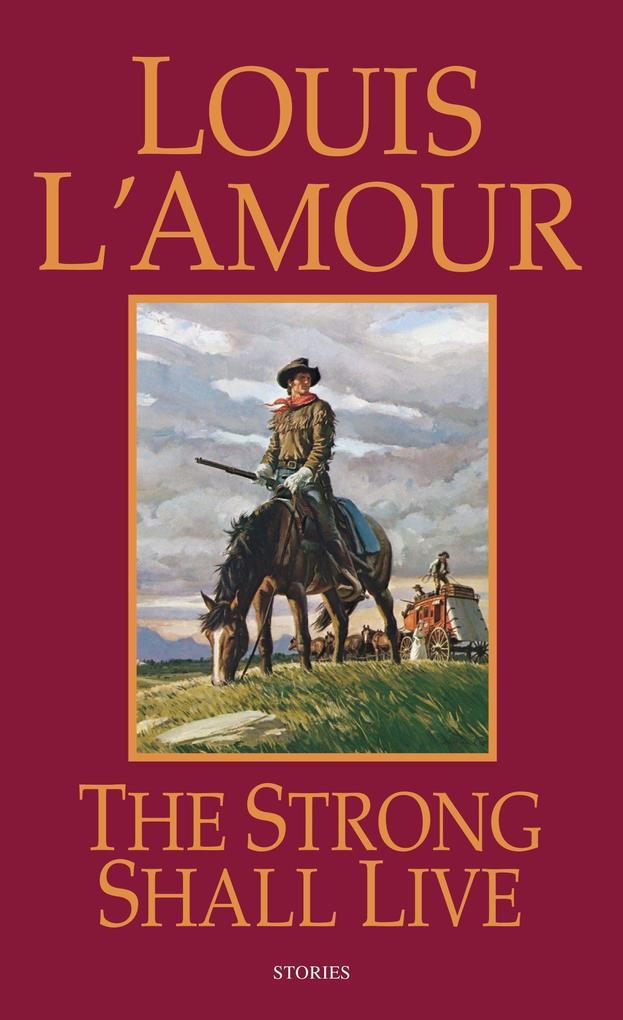 Strong Shall Live als Taschenbuch