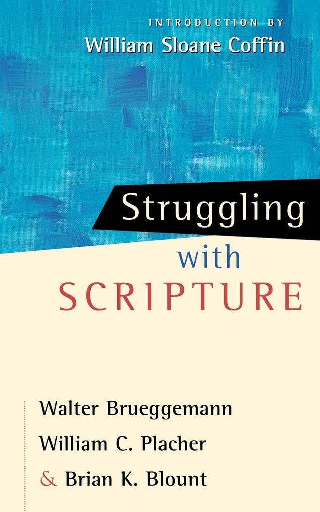 Struggling with Scripture als Taschenbuch