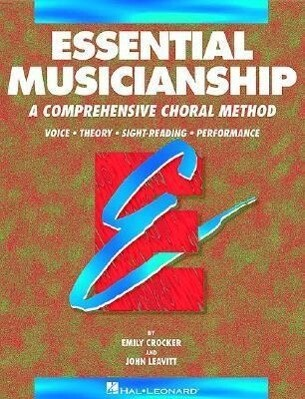 Essential Musicianship, Book 1: Essential Elements for Choir als Taschenbuch
